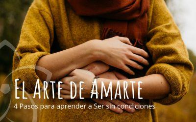 Te presentamos El Arte de Amarte, un curso online de corazón a Corazón