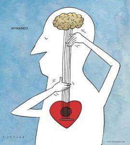Escucha interna Corazón