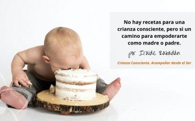 No hay recetas mágicas en la crianza pero si un camino de empoderamiento.